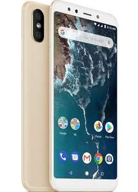 Smartfon Xiaomi Mi A2 4/32GB LTE Gold Dual SIM
