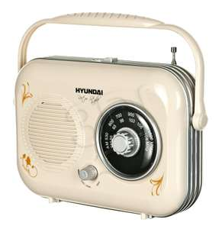 Radio Retro HYUNDAI PR100B, odbiór w sklepie 0 zł