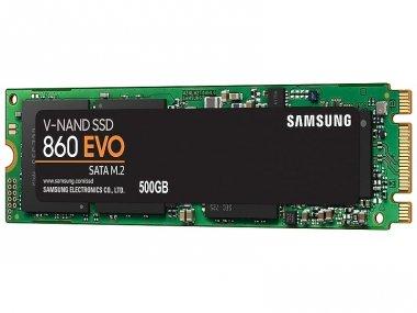 Dysk SSD SAMSUNG 860 EVO M.2 SATA 500GB