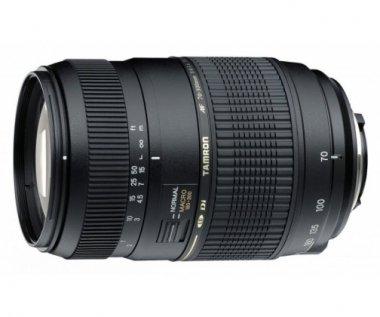 Obiektyw Tamron AF 70-300mm F4-5.6 Di LD Macro CANON i INNE