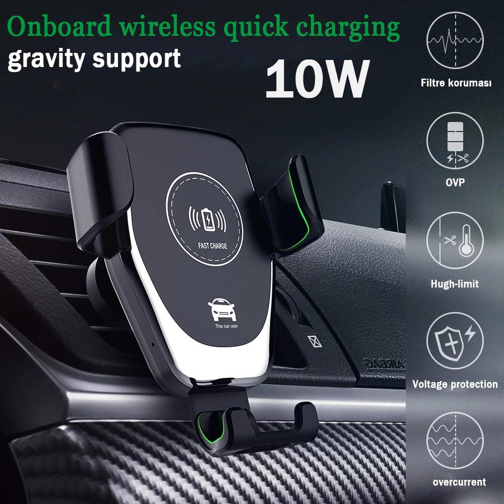 Bezprzewodowa ładowarka / uchwyt smartfona z Batmobile