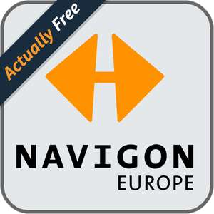 NAVIGON Europe za darmo na Androida @Amazon.de