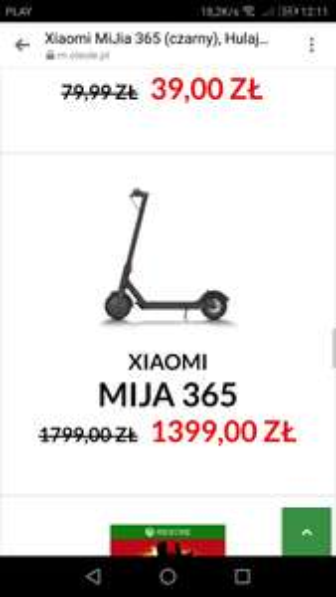 Długo wyczekiwana Xiaomi MiJia 365