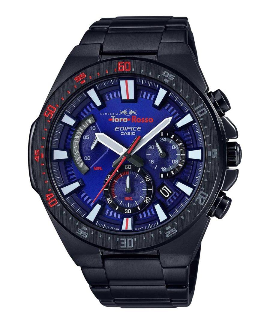 Zegarek męski Casio EDIFICE EFR-563TR-2A Toro Rosso