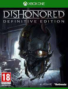 Dishonored: The Definitive Edition (Xbox One i PS4) - 65 zł z przesyłką!