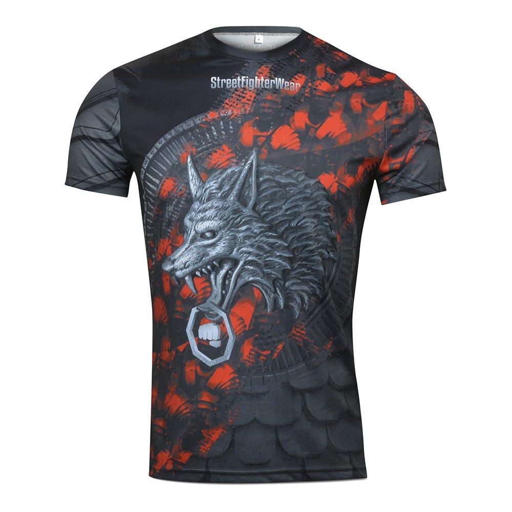 Koszulka Street Fighter Wear Mamed Khalidov pełna rozmiarówka