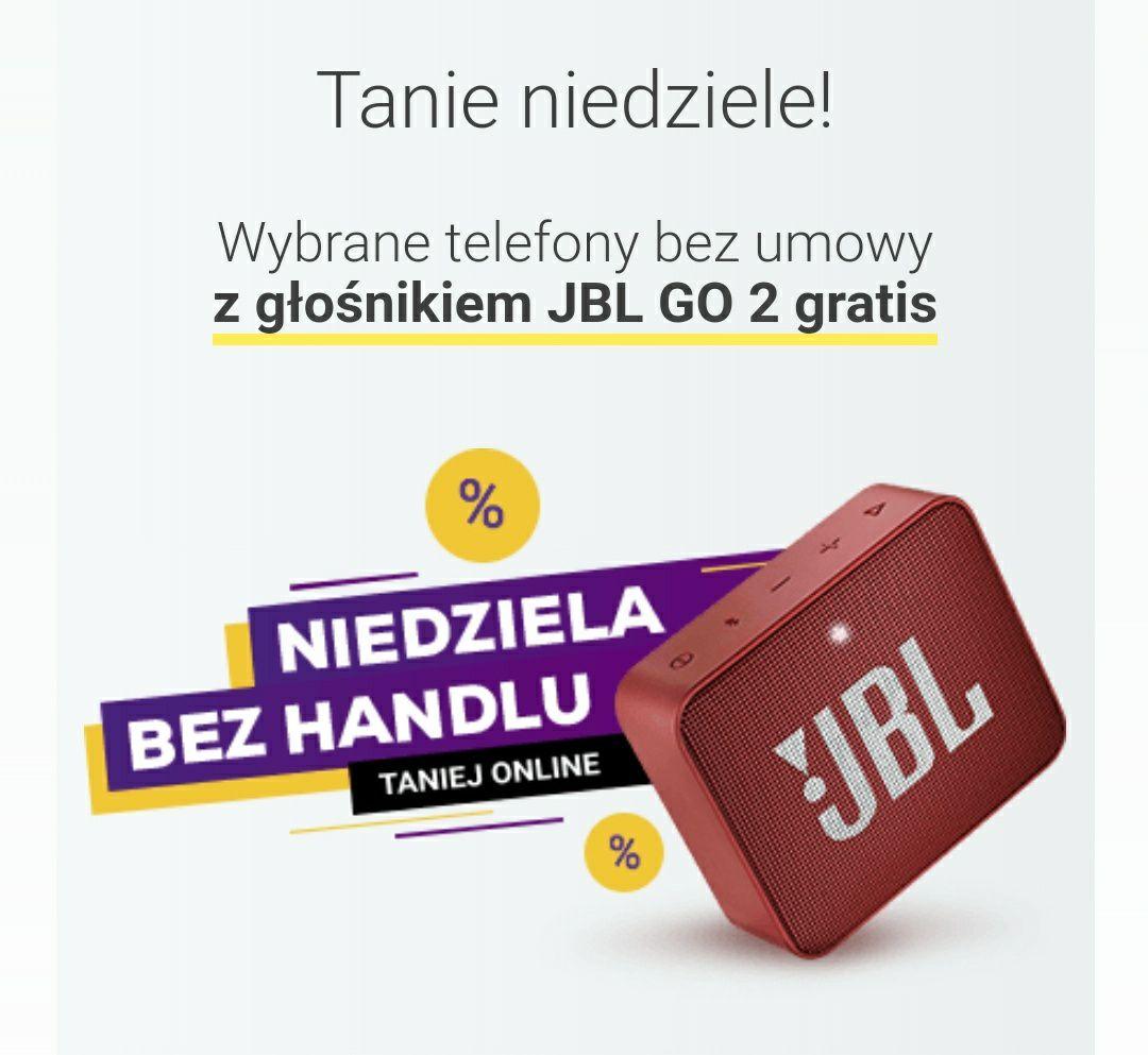 PLAY: Głośnik JBL GO2 za darmo do telefonów [Dzisiaj]