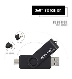 USB Flash Drive 128GB (9,70$)
