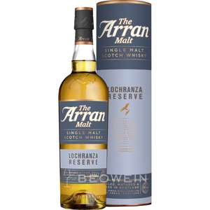 Whisky single malt Arran Lochranza Reserve 0,7 za 99,99 zł w winnicalidla.pl
