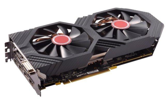 XFX Radeon RX 580 GTS XXX Edition 1386MHz OC+ 8GB 256bit GDDR5