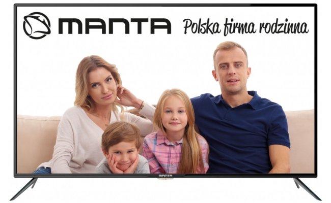 "MANTA 55LUA38M 55"" 4K"