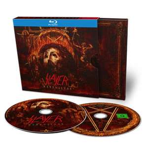 Slayer - Repentless (Special Edition) CD + Blu-ray Audio