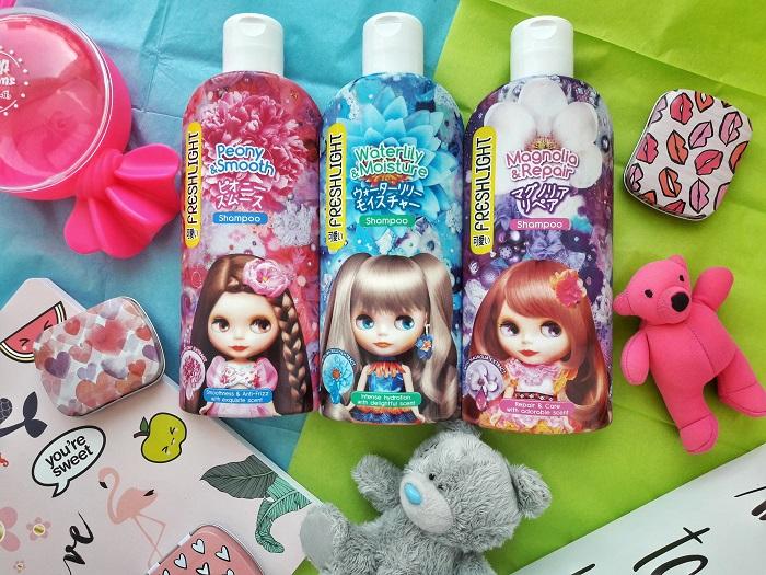 Odżywki, szampony do włosów Freshlight Schwarzkopf 300 ml, różne rodzaje, Auchan