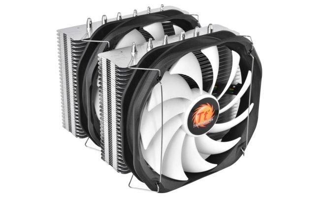 Chłodzenie procesora THERMALTAKE Frio Extreme Silent 14 Dual CLP0587-B