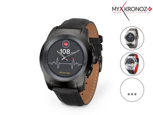 Smartwatch ZeTime Hybride