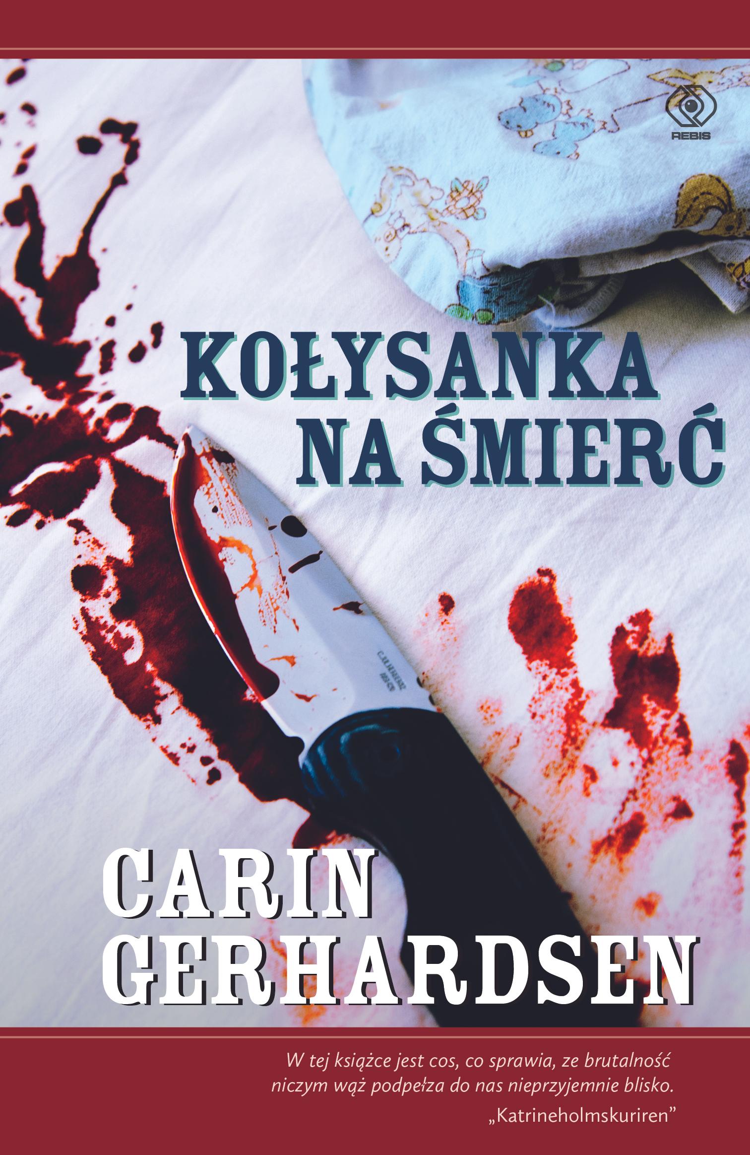 Ebook Kołysanka na śmierć za 9,90 @ ebookpoint.pl