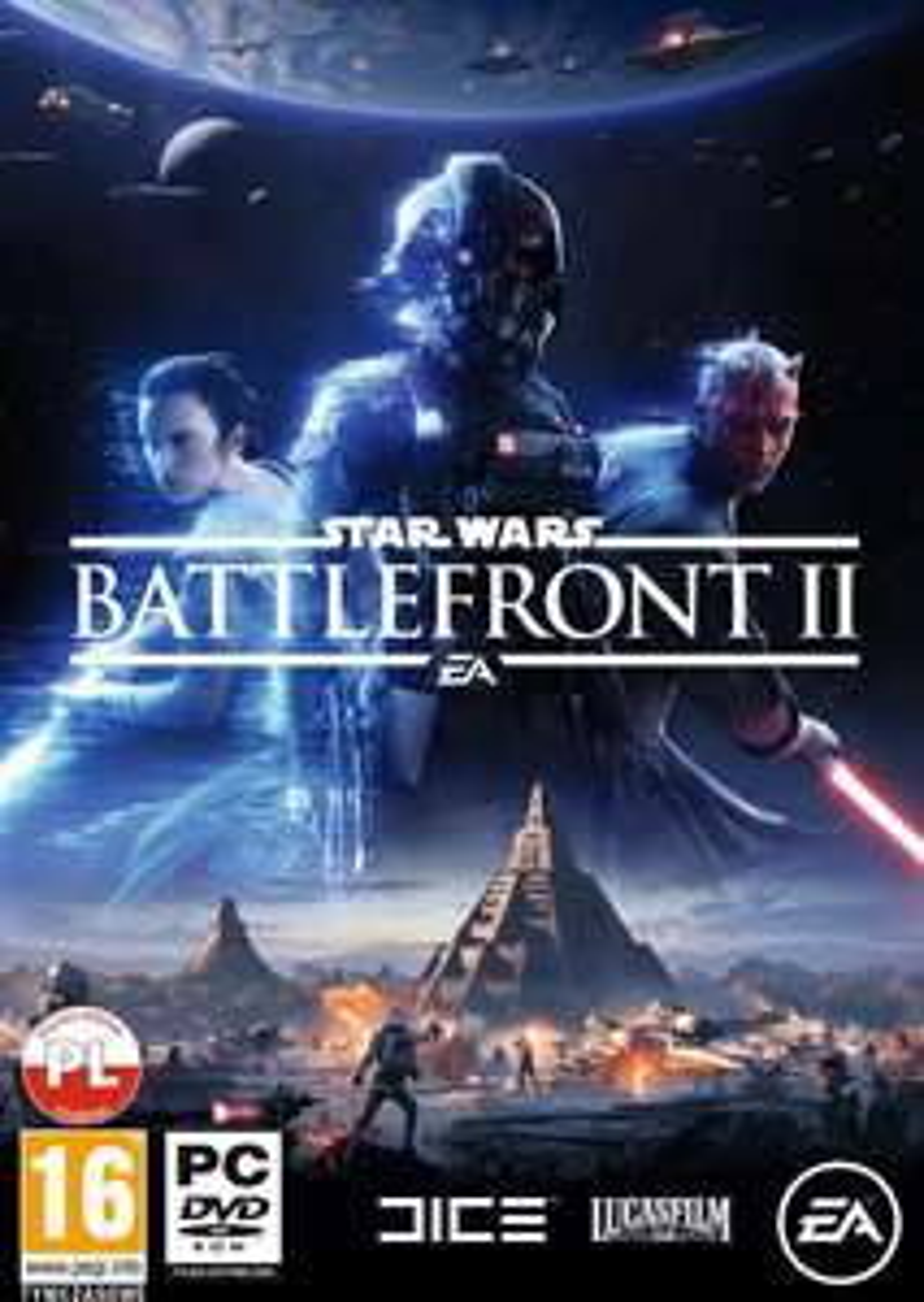 Star Wars Battlefront II PC Origin