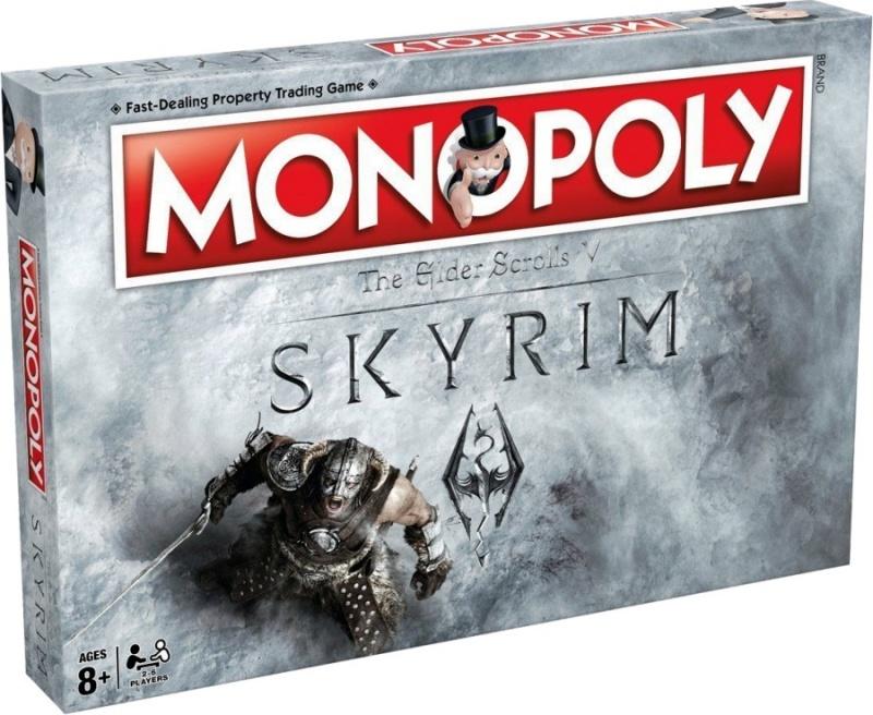 Monopoly Skyrim i inne gierki w dobrych cenach na muve.pl