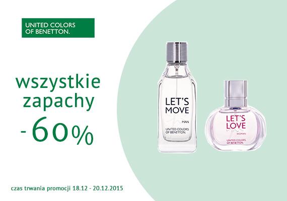 -60% na wybrane zapachy i inne promocje @ Natura