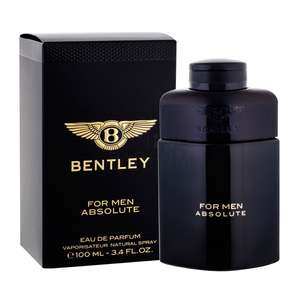 Woda perfumowana Bentley Absolute for Men - Elnino-Parfum