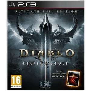 Diablo III: Reaper of Souls - Ultimate Evil Edition na ps3