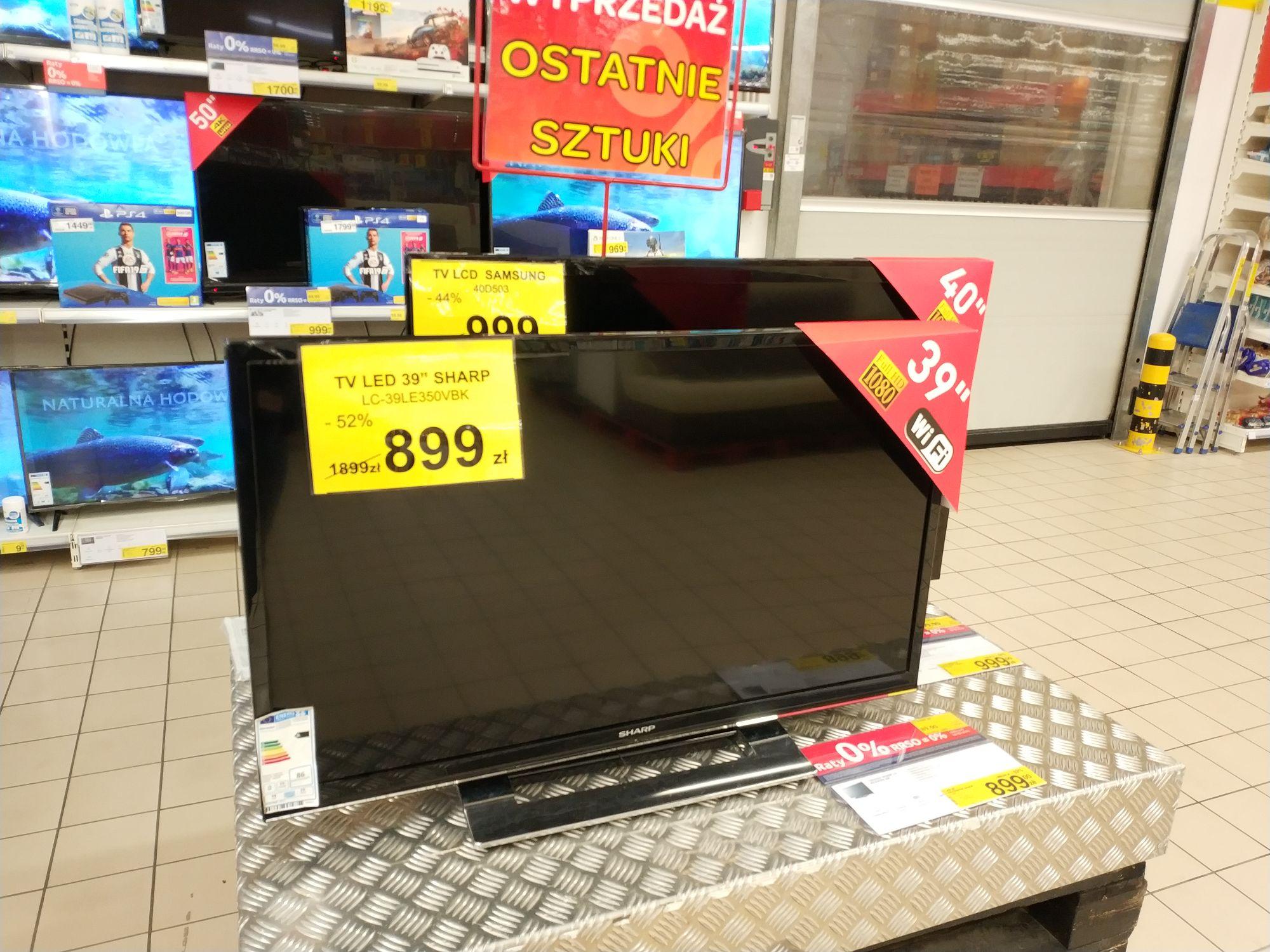 Telewizor Sharp 39 cali