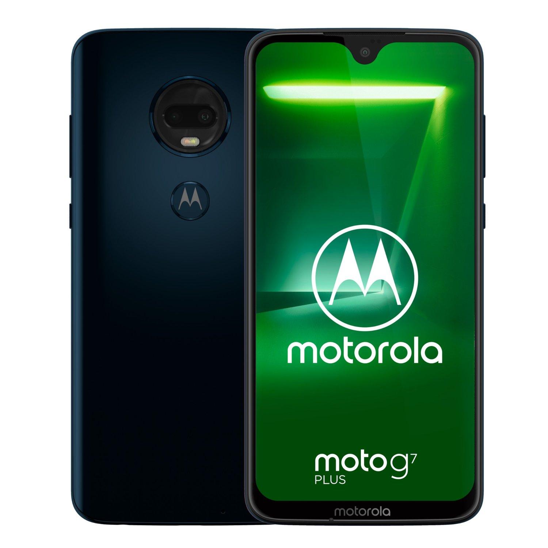 Smartfon MOTOROLA Moto G7 Plus 4/64GB DualSIM Deep Indigo