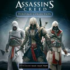 Assassin's Creed Heritage Collection na PS3