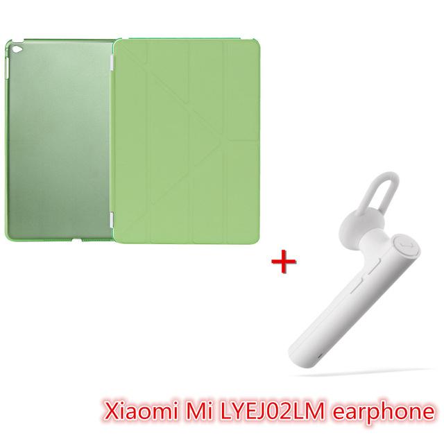 Słuchawka bezprzewodowa Xiaomi + Apple iPad Air 2 Smart Cover za $10