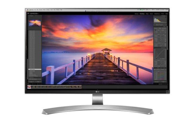 Monitor LG 27UD88-W (4k)