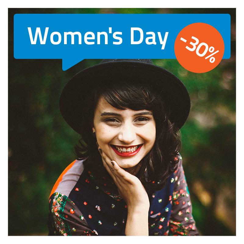 30% zniżki na wszystkie kursy Supermemo z okazji Dnia Kobiet