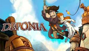 Deponia: The Complete Journey za darmo na dlh.net