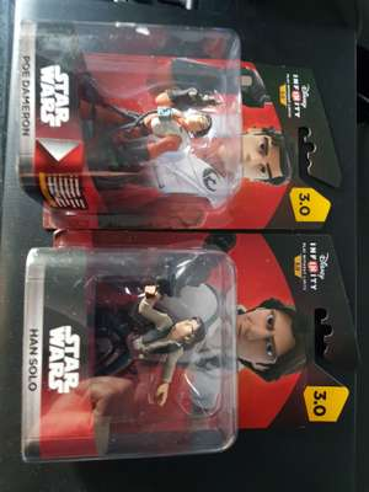 Disney Infinity figurka Han Solo lub Poe Dameron w Pepco
