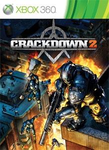 Darmowa gra Crackdown 2 na konsolę Xbox One / Xbox 360.