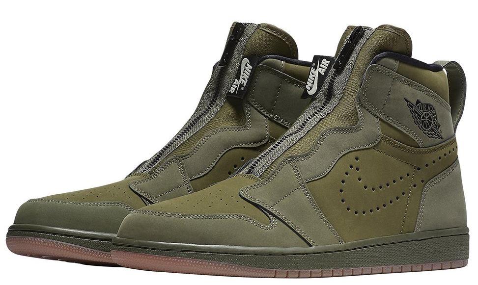 Zestawienie butów - Nike Jordan