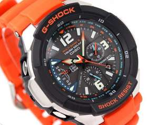 Zegarek meski CASIO G-shock GW-3000M-4AER WATCHSHOP FRANCJA, NAJNIZSZA cena od Roku!