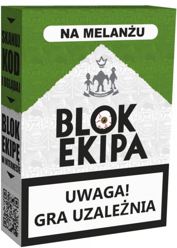 Karcianka Blok Ekipa - 9,99zł + 4zł KW