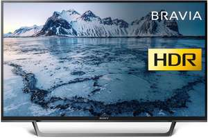 "Telewizor LED 40"" SONY KDL-40WE665 FullHD HDR SMART TV"