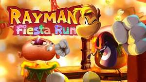 Rayman Fiesta Run [Android] za 99 groszy @ Google Play