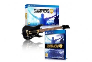Gutar Hero Live w zestawie z gitarą za 269zł [PS3, PS4, Xbox One, Xbox 360] @ Saturn