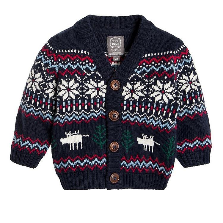 Sweter niemowlęcy za 20zł (rozm.62-80) @ Smyk
