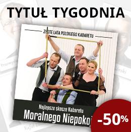 Skecze Kabaretu Moralnego Niepokoju 50% TANIEJ @ Audioteka