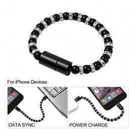 Bransoletko-kabel USB do transmisji danych
