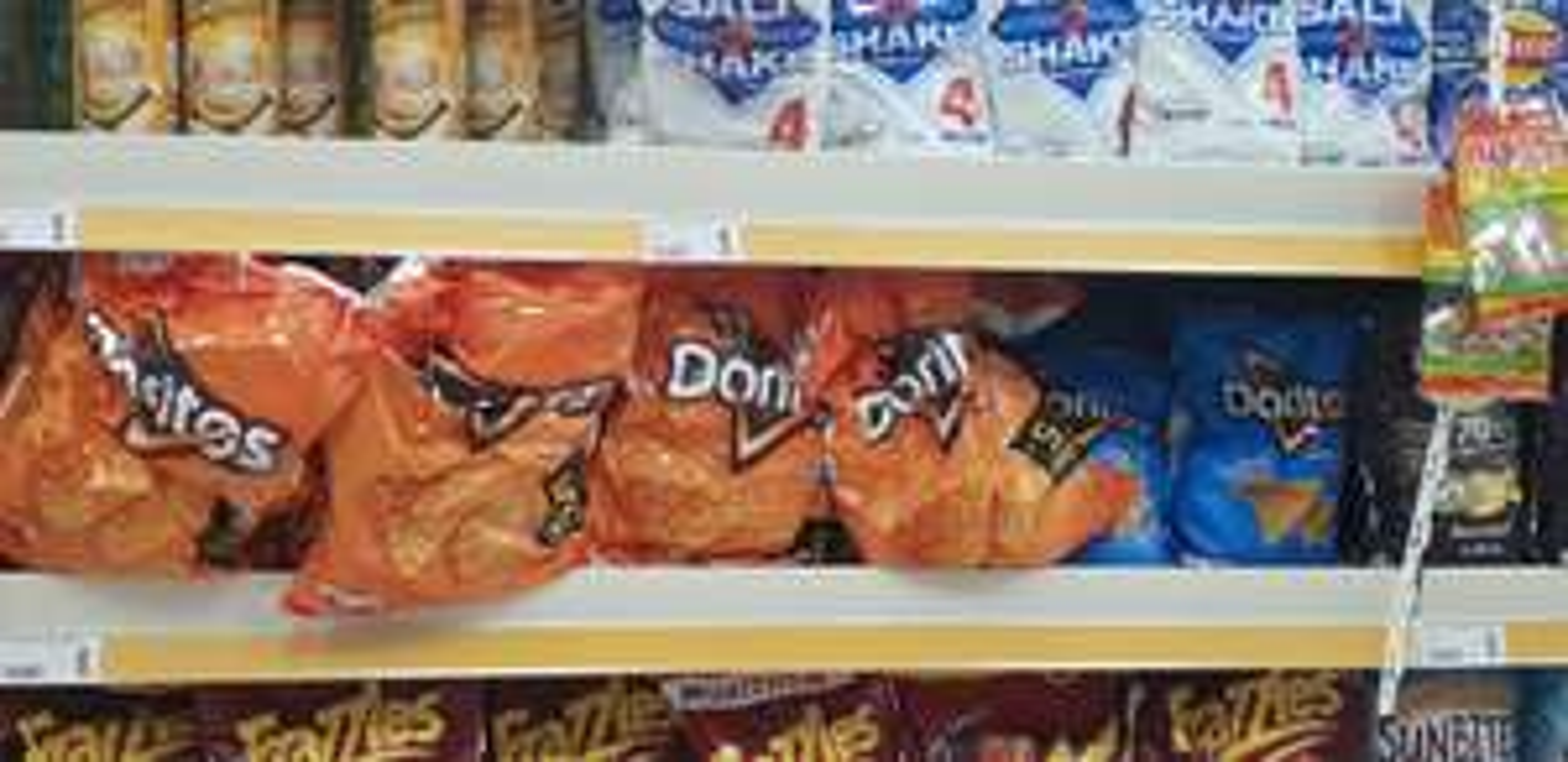 Doritos Cool Original i Tangy Cheese 180g za 6zl z lepszym skladem z UK w DEALZ