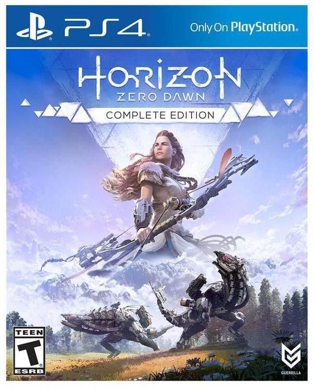 Horizon Zero Dawn: Edycja Kompletna (PS4)