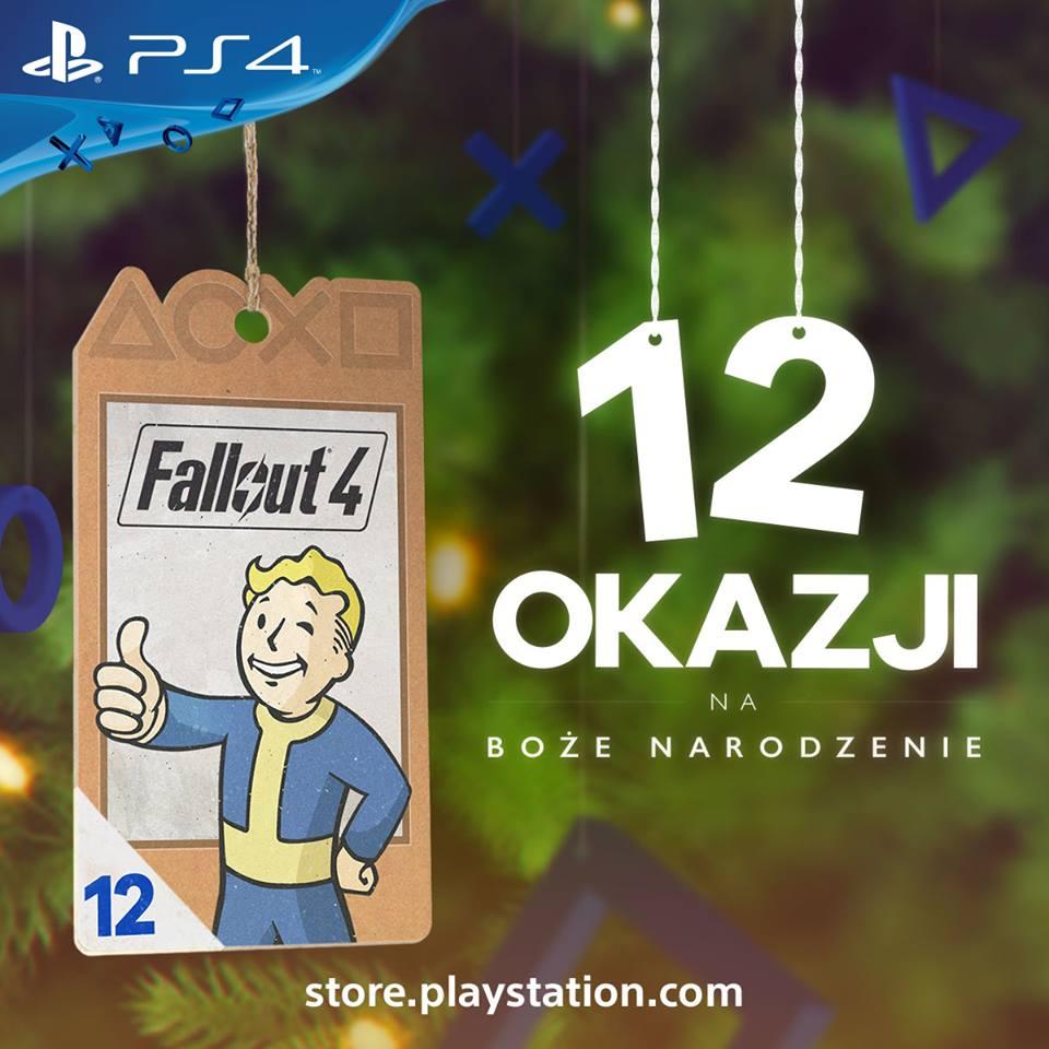 Fallout 4 [Playstation 4] za 169zł @ PSStore