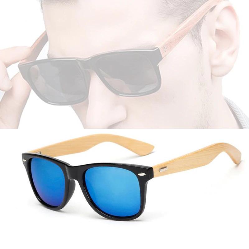 Okulary przeciwsłoneczne Bamboo Design - 16 modeli