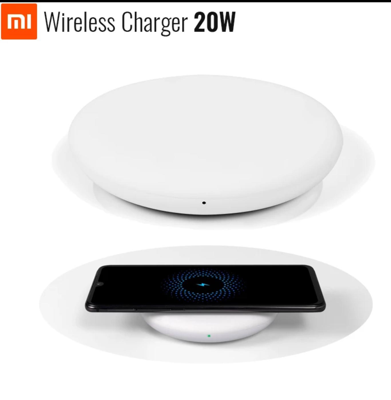 Xiaomi ładowarka indukcyjna 20W , Fast Charge, Typ C