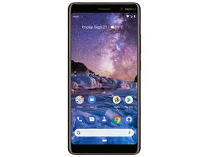 Nokia 7 Plus Dual SIM Smartphone 64 GB @ ibood