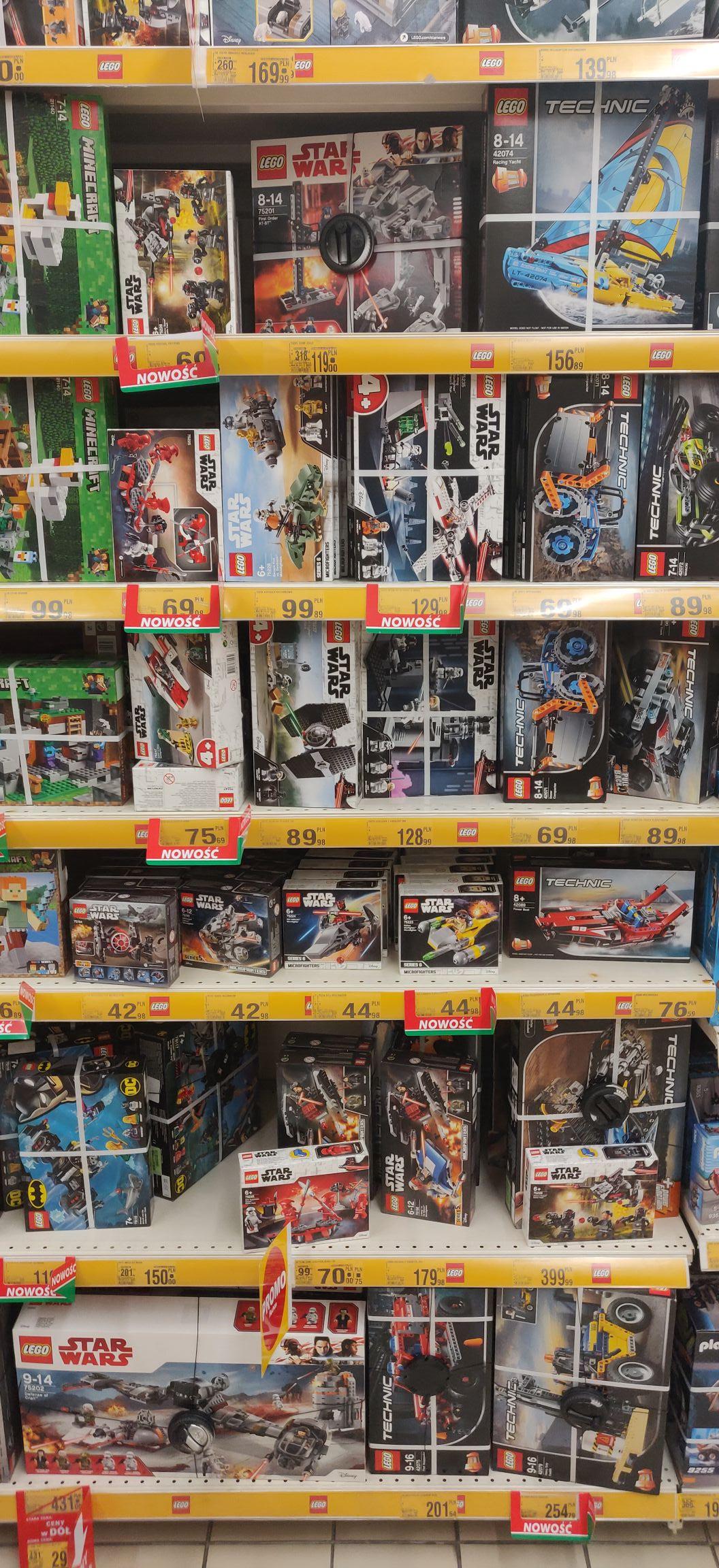 Lego Star Wars 75201 Auchan Bronowice Kraków